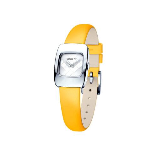 Женские серебряные часы (124.30.00.000.04.04.2) - фото