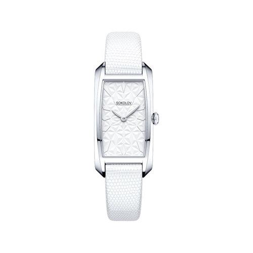 Женские серебряные часы (120.30.00.000.03.02.2) - фото №2