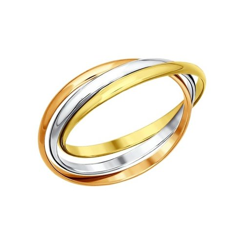 Тройное кольцо «Trinity»