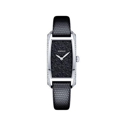 Женские серебряные часы (119.30.00.001.04.04.2) - фото №2