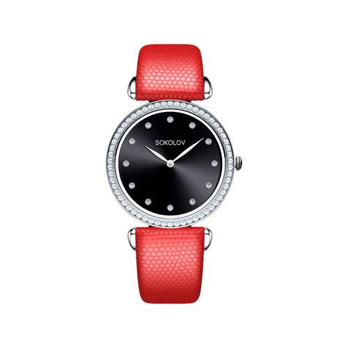 Женские серебряные часы (106.30.00.001.07.03.2) - фото №2