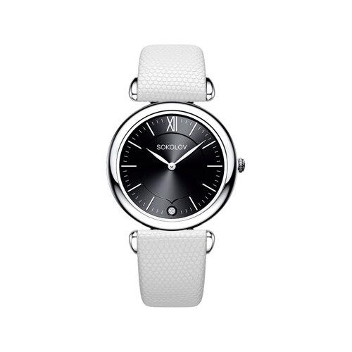 Женские серебряные часы (105.30.00.000.02.02.2) - фото №2