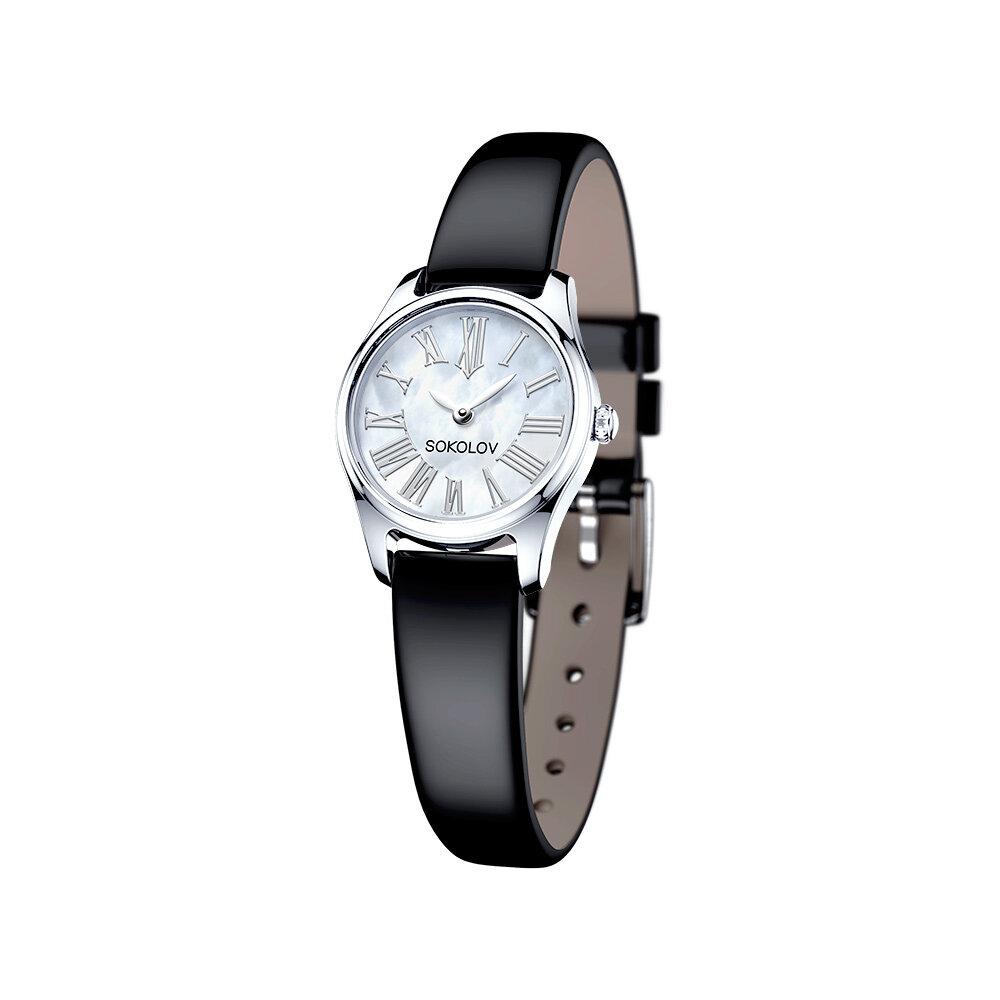 Женские серебряные часы SOKOLOV женские часы sokolov 120 30 00 000 04 04 2