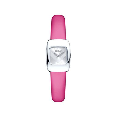 Женские серебряные часы (124.30.00.000.04.05.2) - фото №2