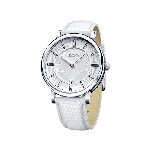 Женские серебряные часы (103.30.00.000.01.02.2) - фото