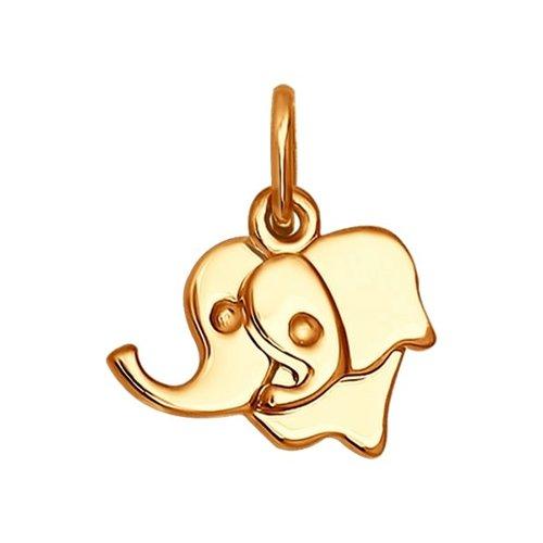 Кулон «Слонёнок» SOKOLOV