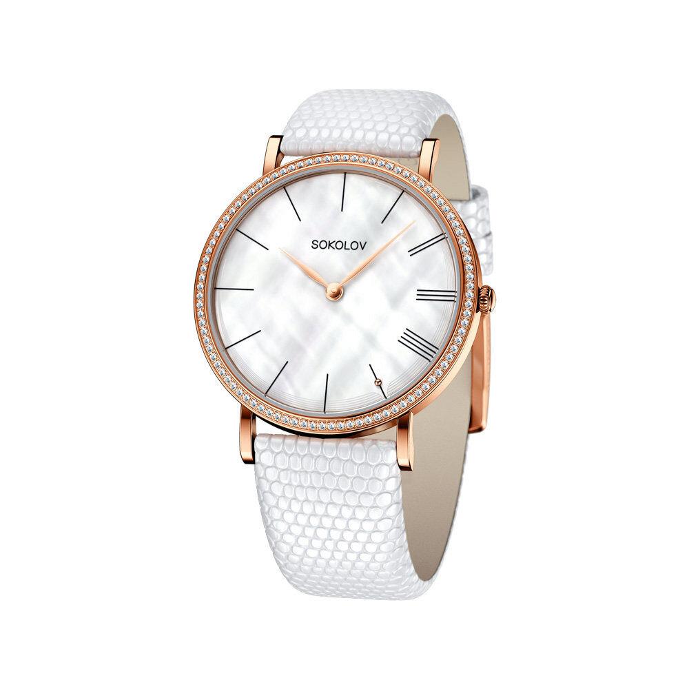 Женские золотые часы арт. 210.01.00.100.02.02.2 от SOKOLOV