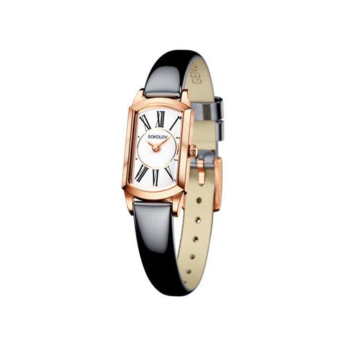 Женские золотые часы (221.01.00.000.01.05.3) - фото
