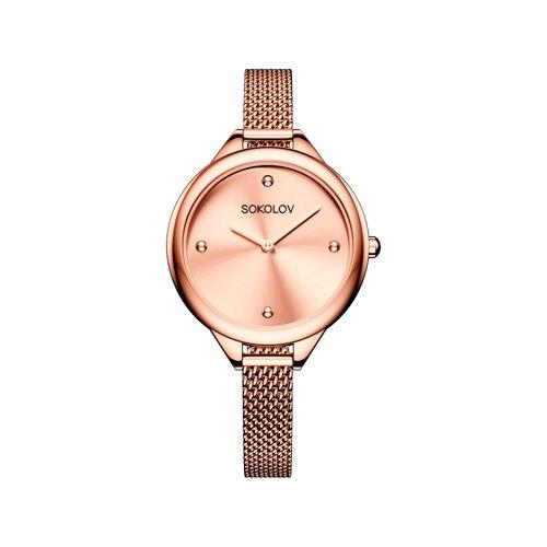 Женские стальные часы (306.73.00.000.03.02.2) - фото №2