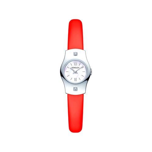 Женские серебряные часы (123.30.00.001.02.03.2) - фото №2