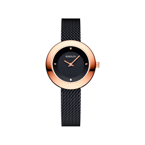 Женские стальные часы (308.73.00.000.04.04.2) - фото №2