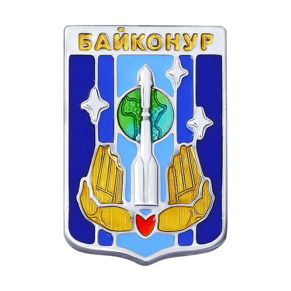 Фото - Брошь SOKOLOV из золочёного серебра с эмалью оберег sokolov из золочёного серебра с эмалью