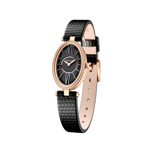 Женские золотые часы (236.01.00.001.02.01.2) - фото