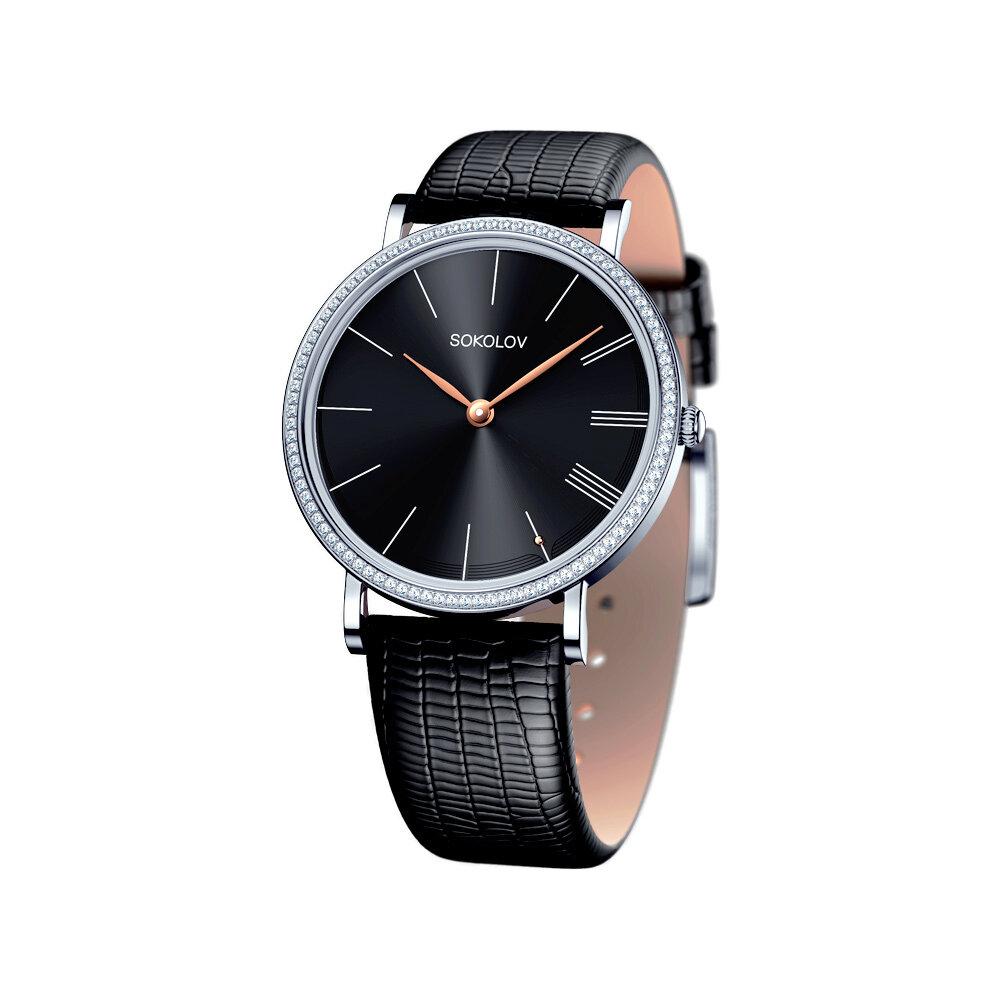 Женские серебряные часы SOKOLOV часы женские valtera 83912