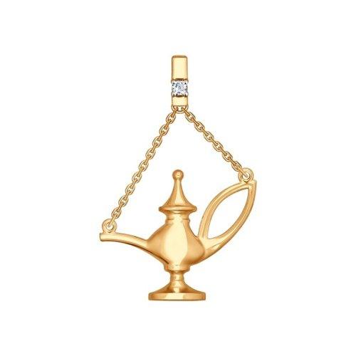 Подвеска «Волшебная лампа»