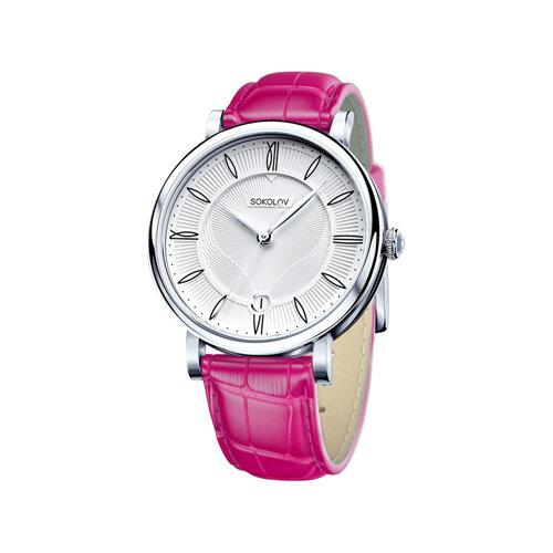 Женские серебряные часы (103.30.00.000.01.04.2) - фото
