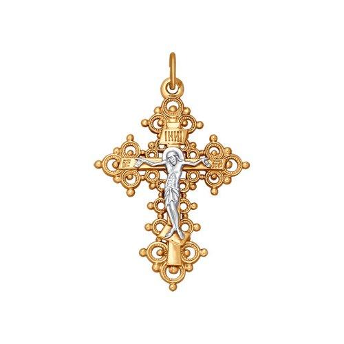 Православный золотой крест SOKOLOV мнетату временная переводная флэш тату золотой крест золотая