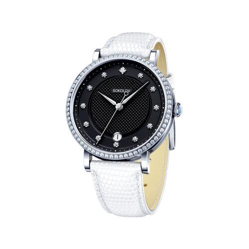 Женские серебряные часы (102.30.00.001.05.02.2) - фото