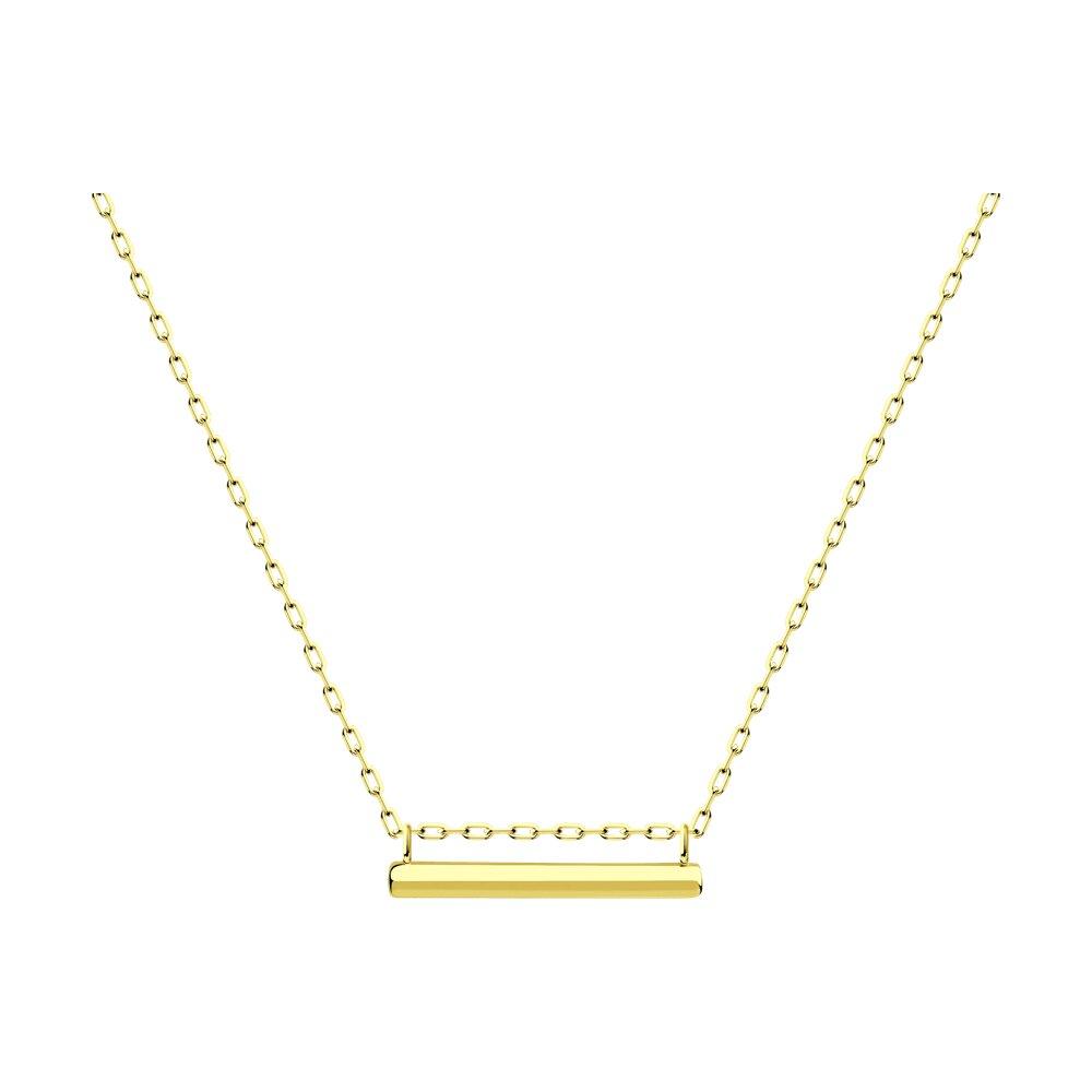 Колье SOKOLOV из желтого золота