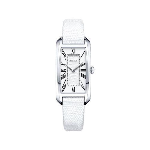 Женские серебряные часы (120.30.00.000.01.02.2) - фото №2
