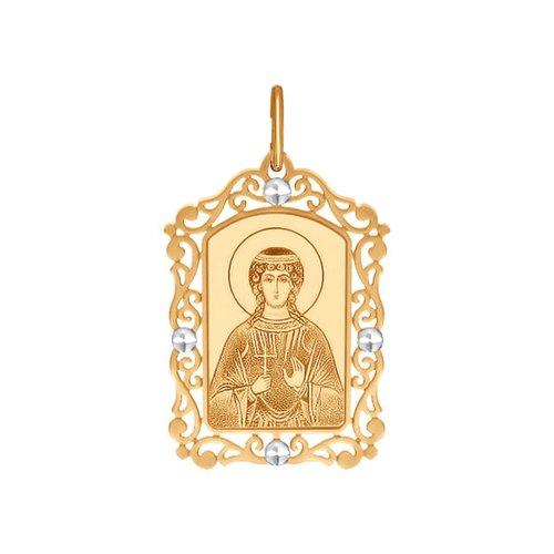 цена на Иконка с ликом Святой Вероники SOKOLOV