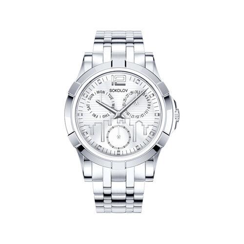 Женские стальные часы (304.71.00.000.01.01.2) - фото №2