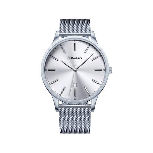 Мужские стальные часы (311.71.00.000.01.01.3) - фото №2