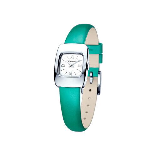 Женские серебряные часы (124.30.00.000.01.07.2) - фото