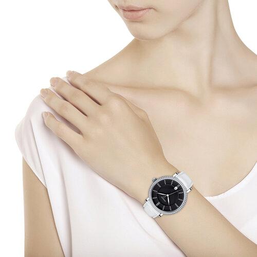 Женские серебряные часы (102.30.00.001.02.02.2) - фото №3