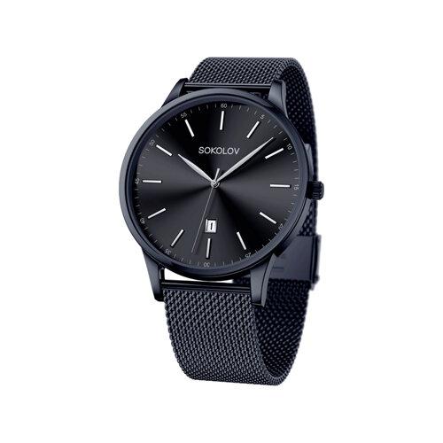 Мужские стальные часы (311.72.00.000.04.02.3) - фото