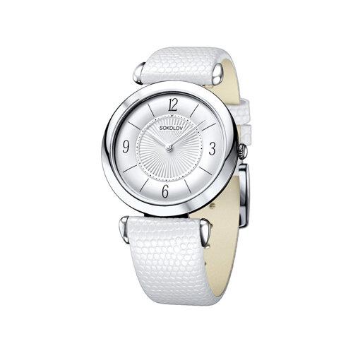 Женские серебряные часы (105.30.00.000.03.02.2) - фото