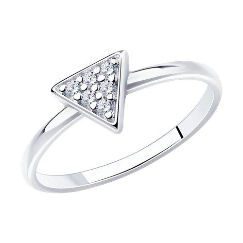 Кольцо SOKOLOV из серебра