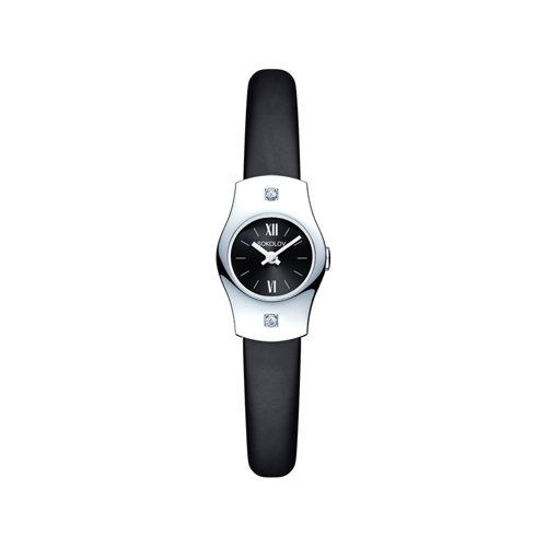 Женские серебряные часы (123.30.00.001.03.01.2) - фото №2