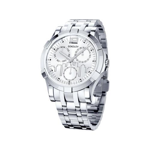Женские стальные часы (304.71.00.000.01.01.2) - фото