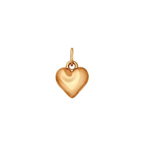Кулон в форме сердца SOKOLOV