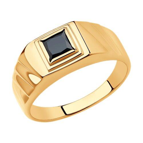 Кольцо из золота 018405 SOKOLOV фото