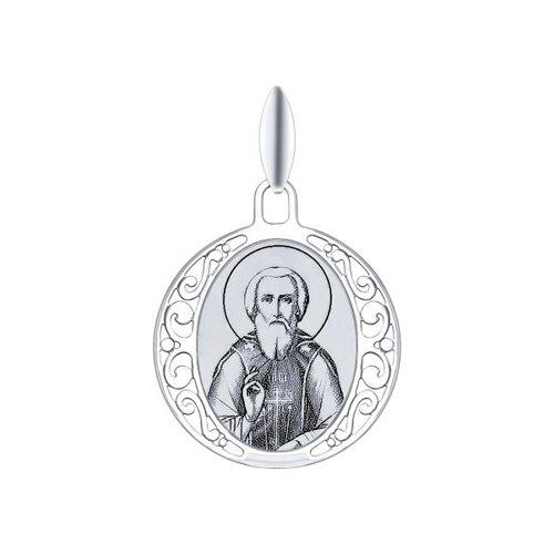 Иконка «Святой преподобный Сергий Радонежский»