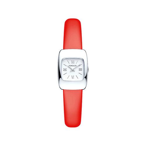 Женские серебряные часы (124.30.00.000.01.03.2) - фото №2