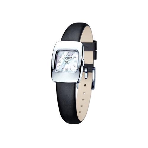 Женские серебряные часы (124.30.00.000.02.01.2) - фото