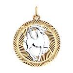 Подвеска «Знак зодиака Козерог»