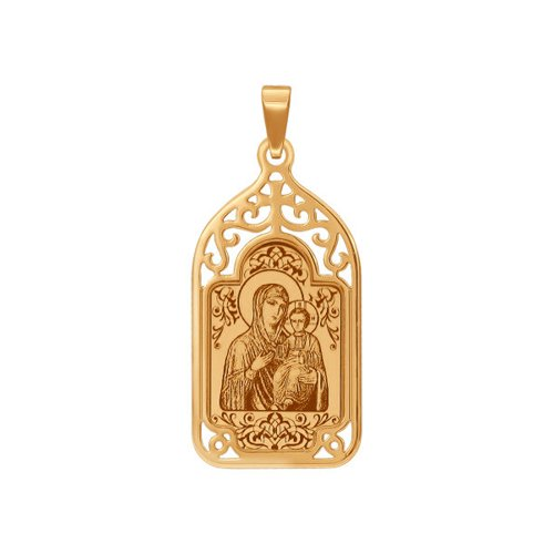 Иконка с SOKOLOV изображением Смоленской Божией Матери православный календарь святые земли смоленской