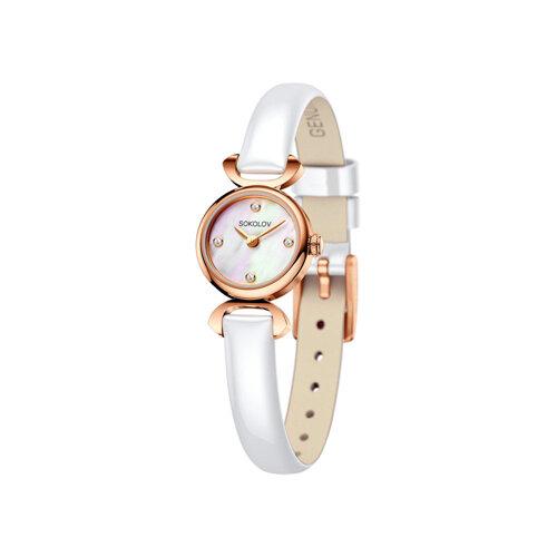 Женские золотые часы (212.01.00.000.01.06.3) - фото