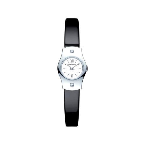 Женские серебряные часы (123.30.00.001.01.09.2) - фото №2