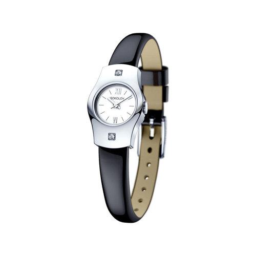 Женские серебряные часы (123.30.00.001.01.09.2) - фото