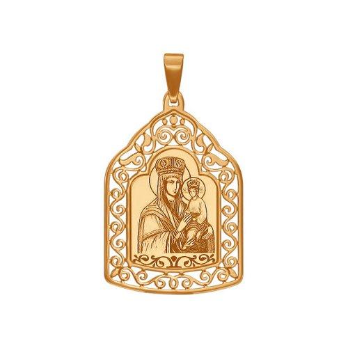 Иконка «Божья Матерь Споручница Грешных» SOKOLOV