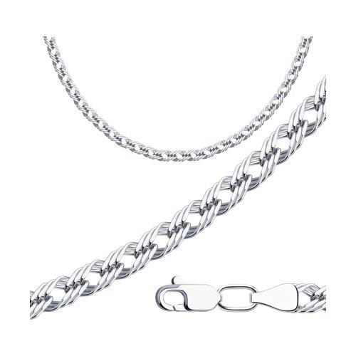 64110927b2d9 Цепь из серебра SOKOLOV – купить в официальном интернет-магазине ...