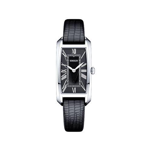 Женские серебряные часы (120.30.00.000.02.01.2) - фото №2