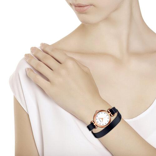 Женские стальные часы (315.73.00.000.01.01.2) - фото №3