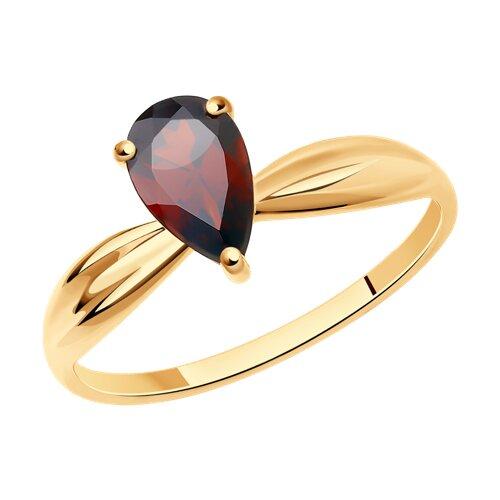 Кольцо из золота (714920) - фото