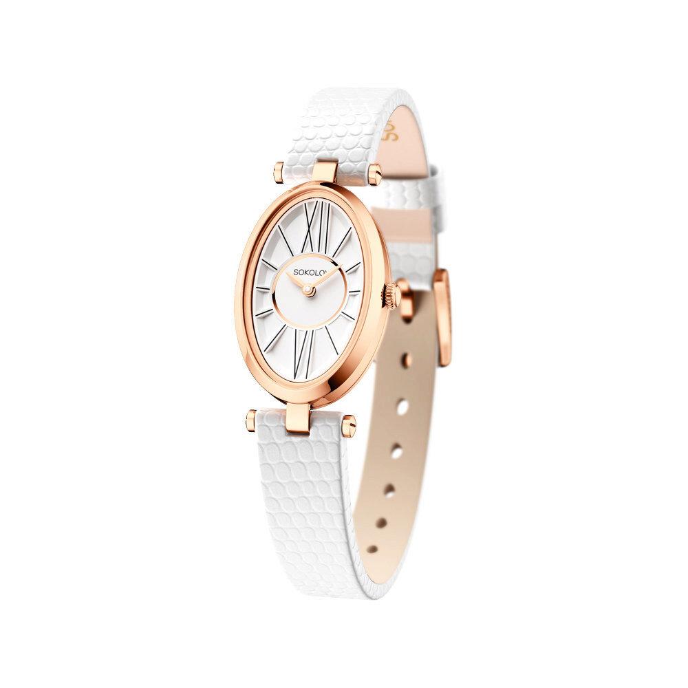 Женские золотые часы арт. 235.01.00.000.01.02.2 от SOKOLOV